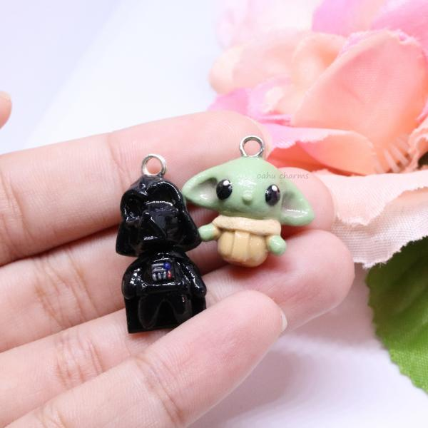 Star Wars Inspired Character Charms