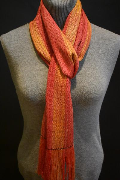 Silk and Bamboo Scarf picture