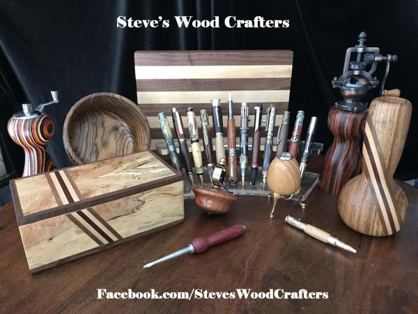 Steve's Wood Crafters