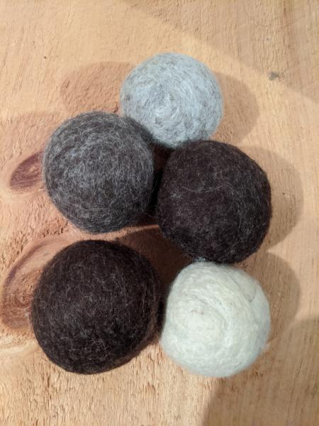 Finished Wool Products