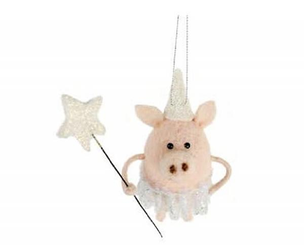 Pig fairy godmother