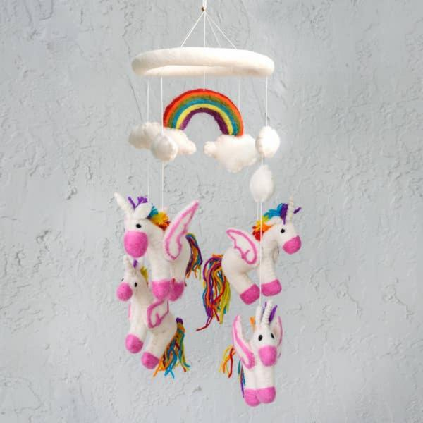 Felt Mobiles Unicorn and many other styles