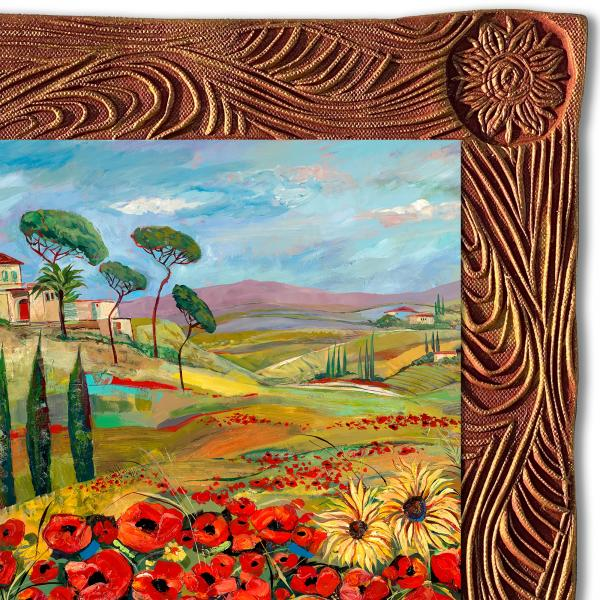 Tuscan Countryside/Square picture