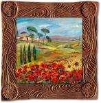 Tuscan Countryside/Square