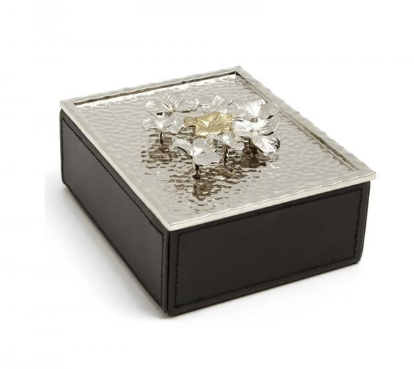 Michael Aram Clover Treasure Box