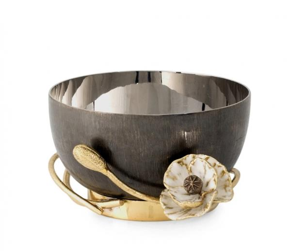 Michael Aram Anemone Small Bowl