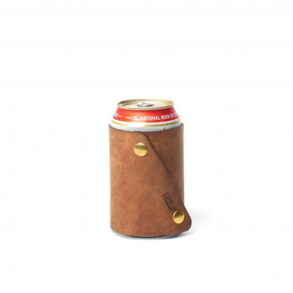 Leather Can Cozie