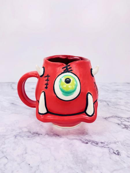 Sir Stitch the Brewmaster, Monster Mug