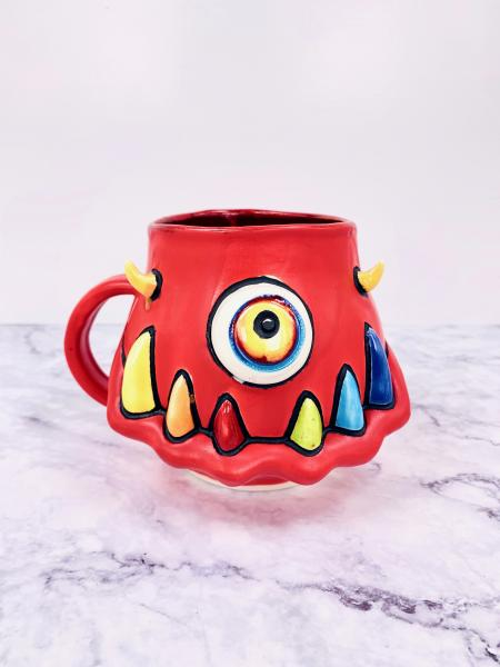Firebender Roku, Monster Mug