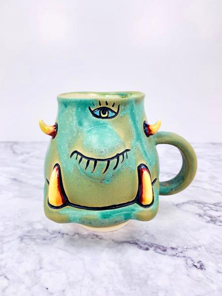 Lady DeLucid, Monster Mug