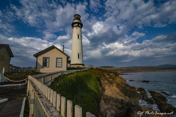 Pigeon Point Light House - Hiway 1
