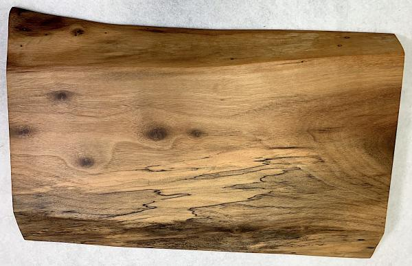 Live-Edge Walnut Cutting Board