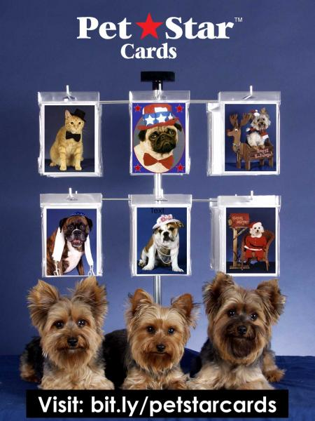 Pet Star Cards picture