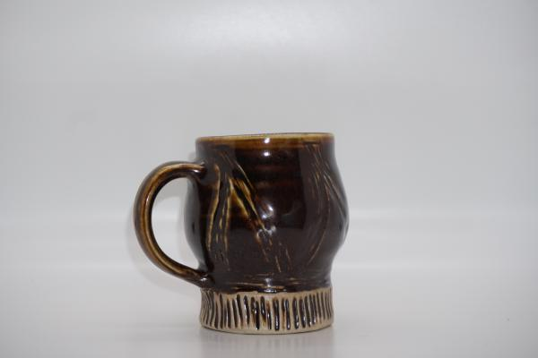 Brown/Black Mug