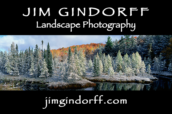 JIM GINDORFF • Landscape Photography