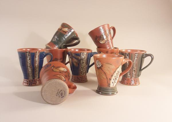 IMPERIAL CUPS WITH HANDLES