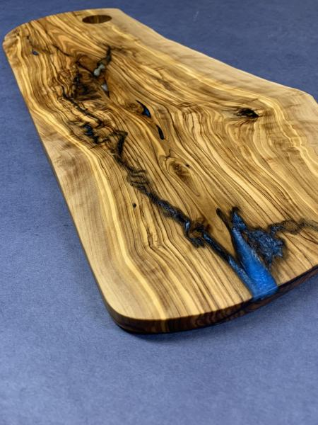 Olive wood Charcuterie/Serving Board picture