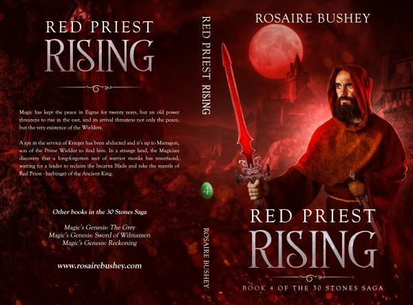 Book 4 - Red Priest Rising