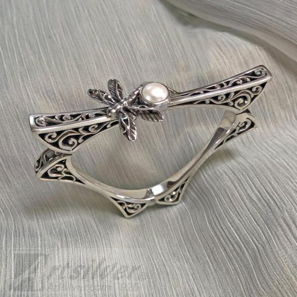 Dragonfly Torii Gate Bangle Style KS800