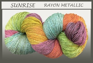 Sunrise Rayon Metallic