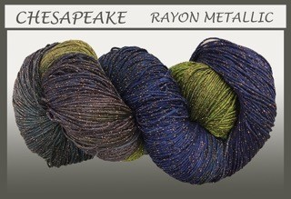 Chesapeake Rayon Metallic