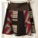 Wool Skirt Short-2