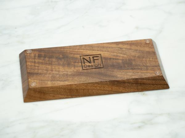 Walnut Jewelry Dish or Valet Tray picture