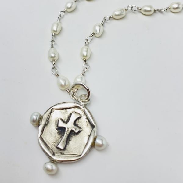 Relic Cross Necklace