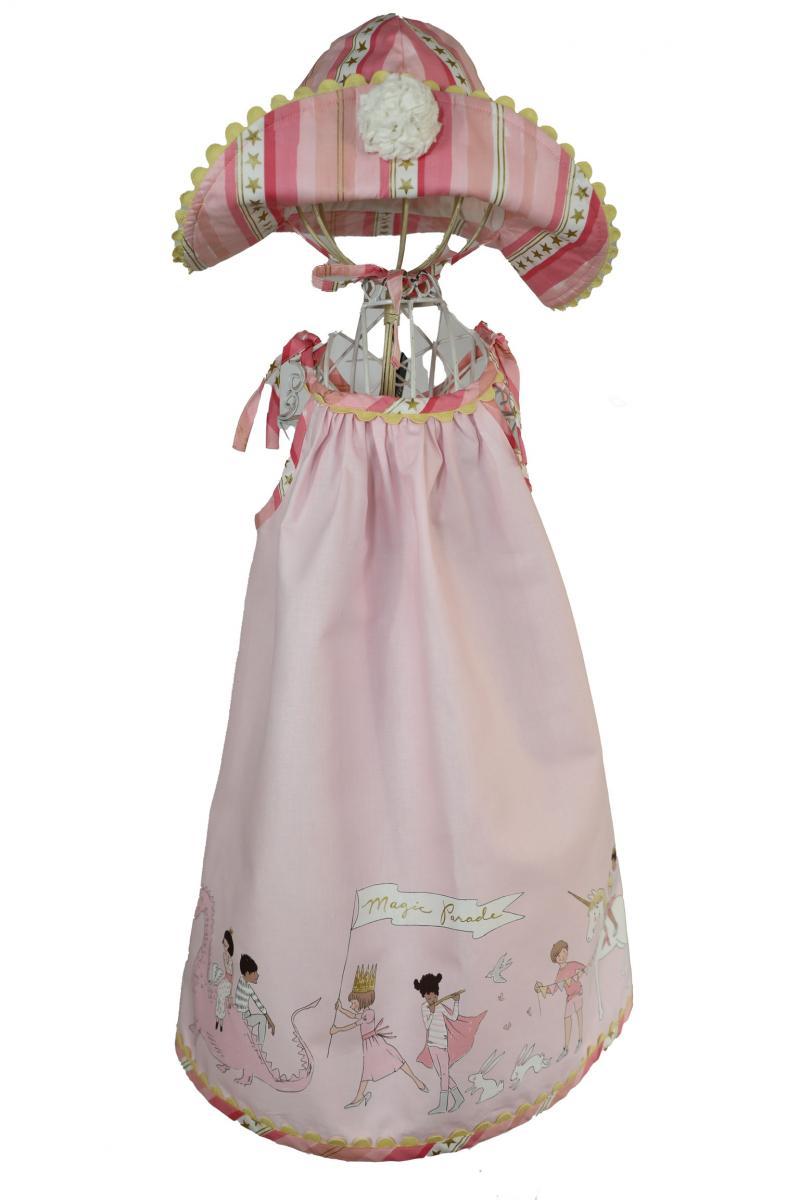 Magic Parade Dress in Pink