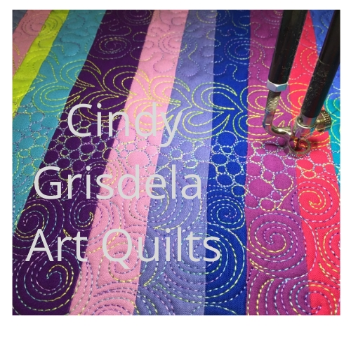 Cindy Grisdela Art Quilts