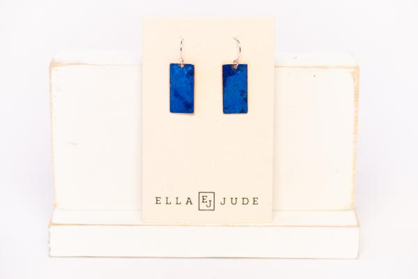Small Rectangle Earrings picture