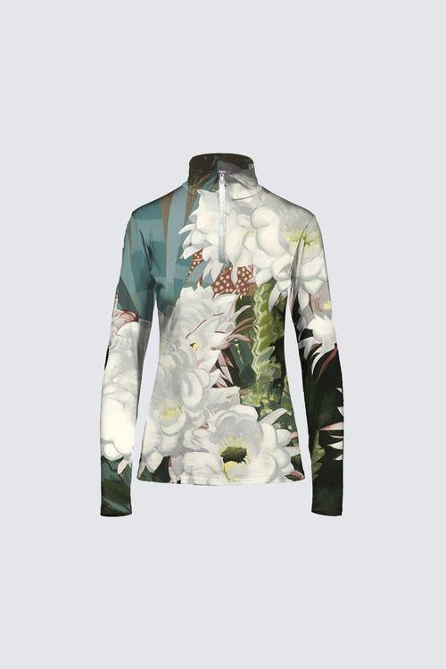 """Argentine Cactus in Blooms"" -- Sports Jacket"
