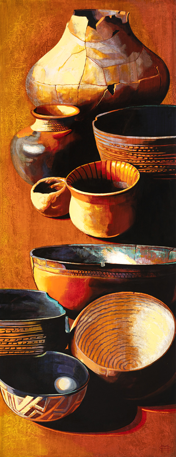 Native American Pots