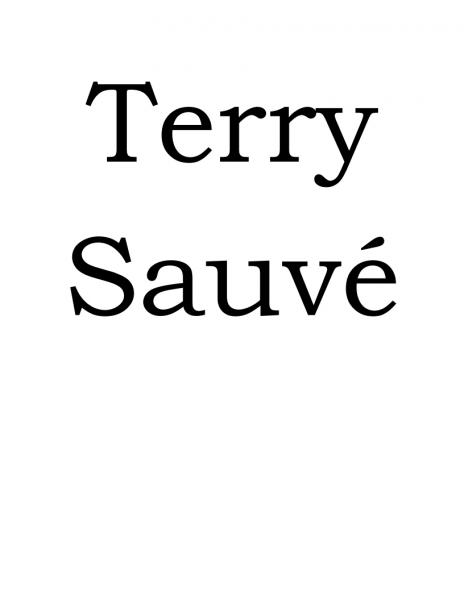 Terry Sauve Fine Art