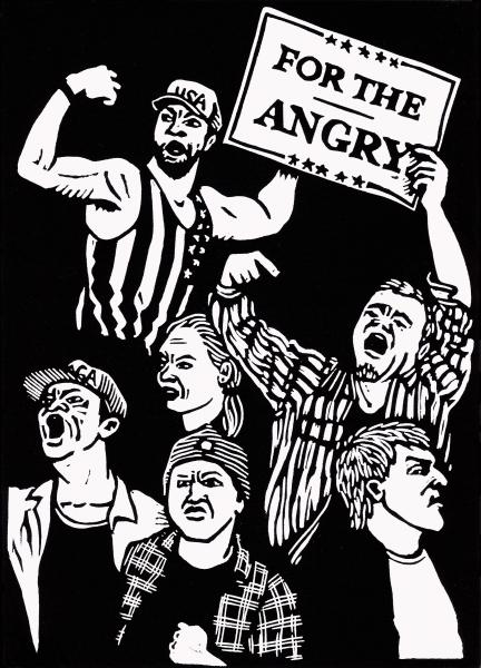 A Prayer for the Angry