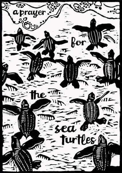 A Prayer for the Sea Turtles