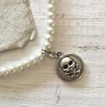 Pirate Queen Pearl Bracelet or Anklet