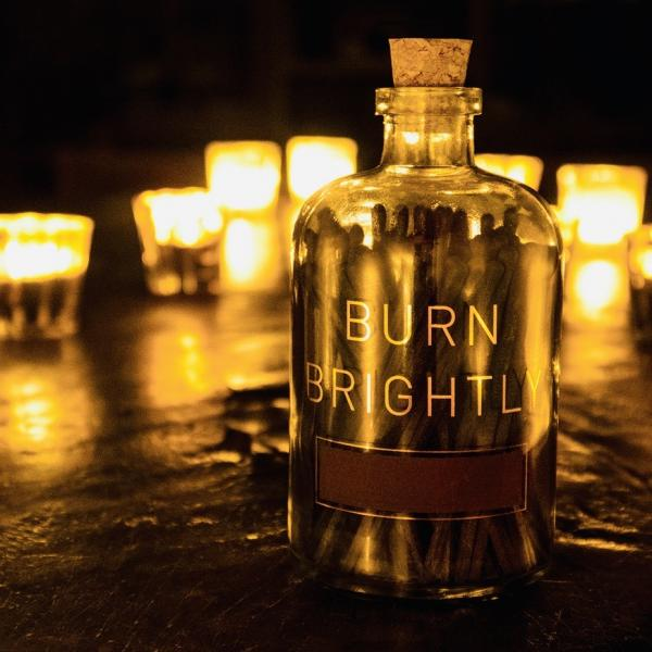 Burn Brightly | Matchsticks