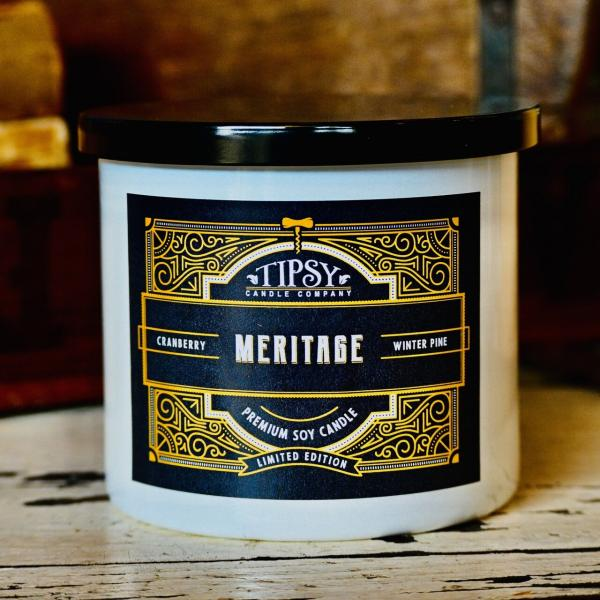 Meritage | Soy Candle