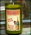 Morning Mimosa | Soy Wine Bottle Candle