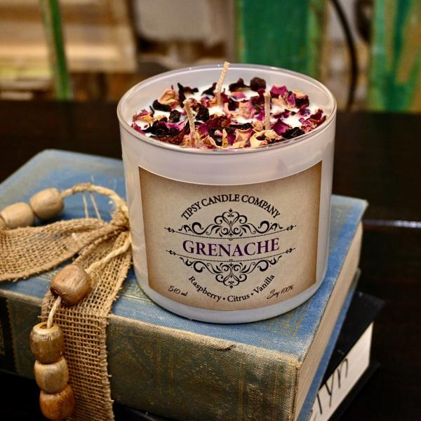 Grenache | Soy Candle