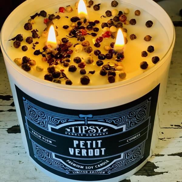 Petit Verdot | Soy Candle picture
