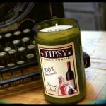 House Red | Soy Wine Bottle Candle