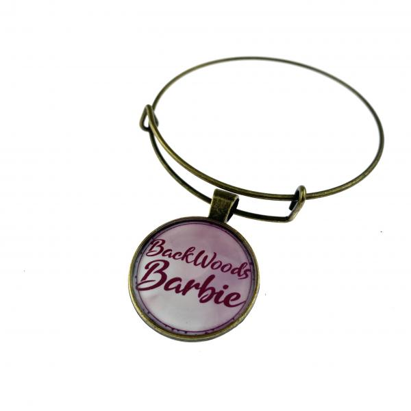 Backwoods Barbie Bangle
