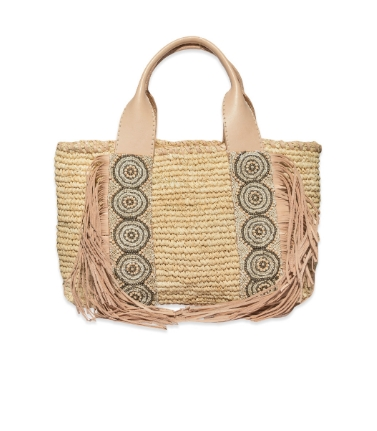 Isabella Bag By Cocobelle - Ivory