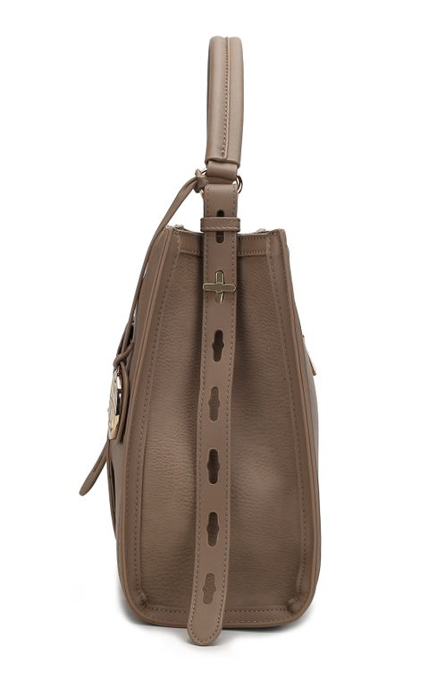 Emersyn satchel - Taupe Combo picture