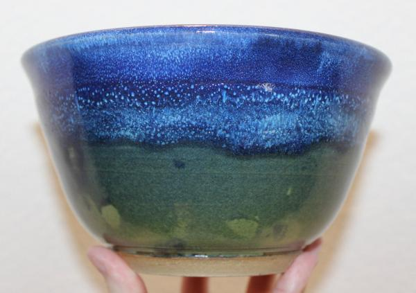 Handmade Ceramic Serving Bowl picture