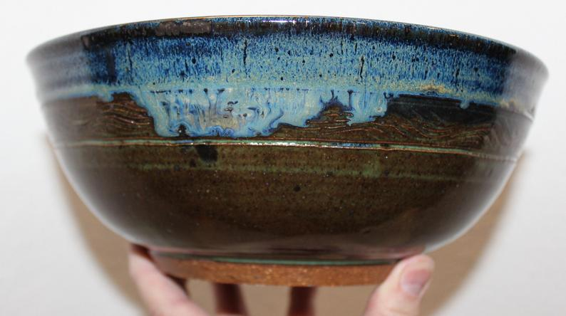 Ceramic Serving Bowl picture
