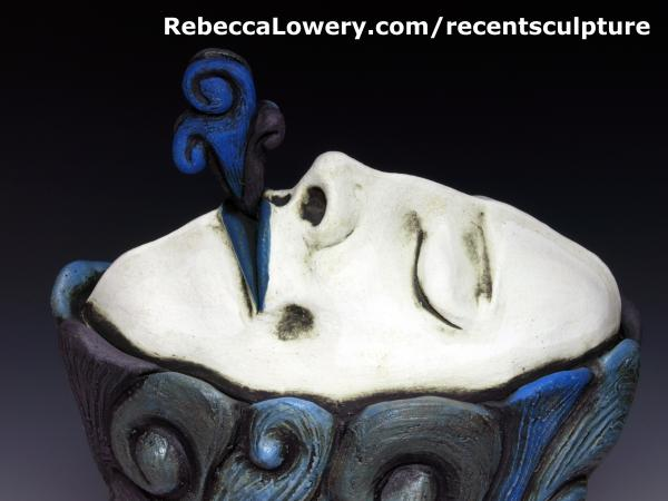 Shop my sculpture on my website at rebeccalowery.com/recentsculpture