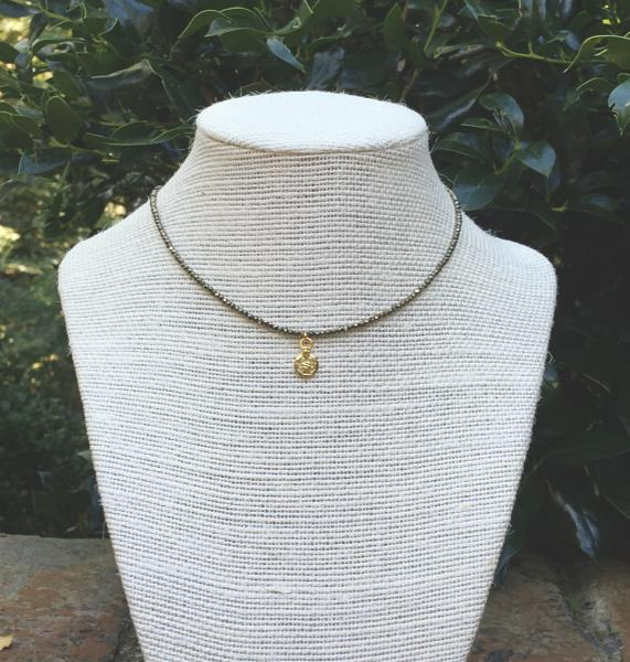 Pyrite Necklace picture